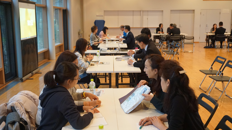 台湾旅行エージェントFAM商談会