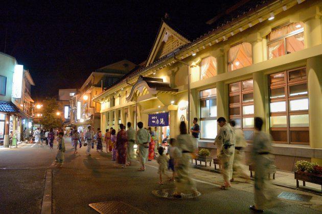 ▲城崎温泉街 (撮影:Shogo Nishiyama)