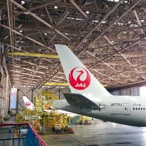 01_JAL工場見学 Sky Museum