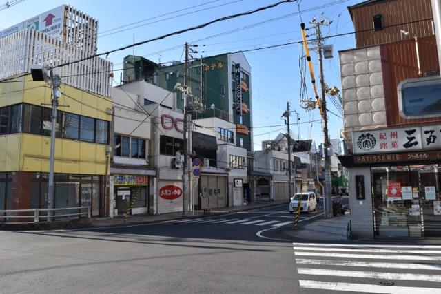 熊野トラベルの店舗もある田辺駅前商店街.TKB_0037