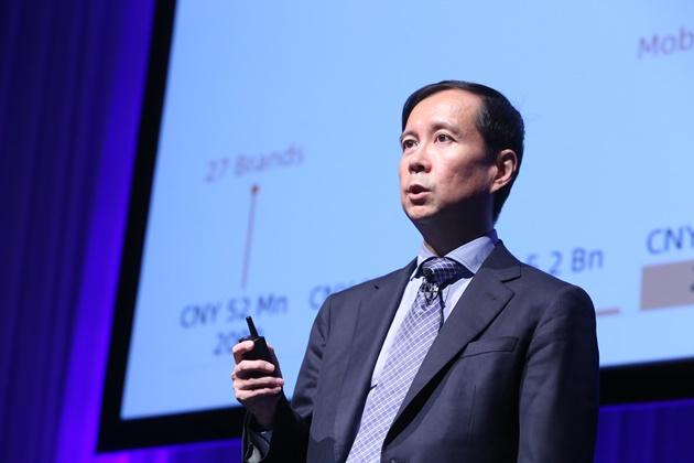 アリババグループ CEO ダニエル・チャン